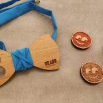 papillon legno Gigetto brand festival