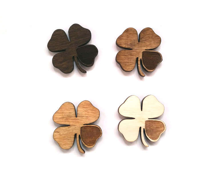 fiori legno Gigetto personalizzato
