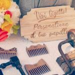pettine legno barba capelli