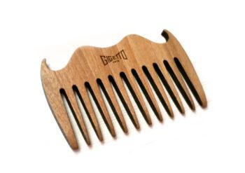 pettine barba legno GIGETTO
