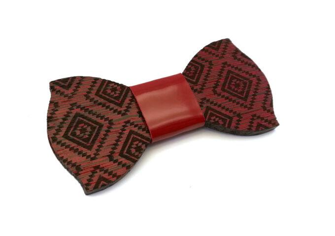 papillon-legno-pattern-quadrati-ondine-wenge-ecorosso
