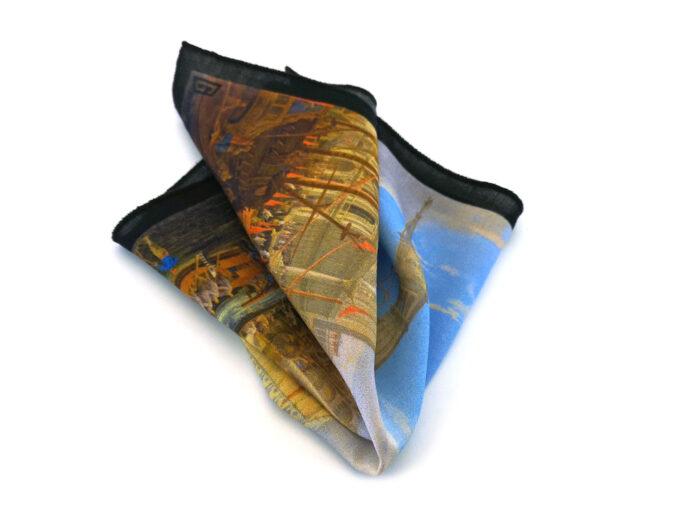 fazzoletto taschino pochette Gigetto venezia
